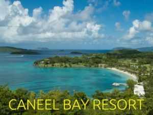 Caneel Bay Resort, St John US Virgin Islands