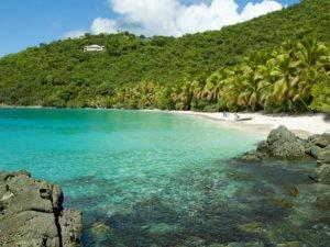 Gibney Beach, St John US Virgin Islands