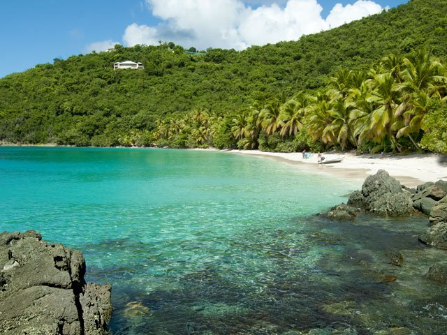 Gibney Beach, St John US Virgin Islands