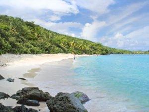 Hawsnest Beach, St John US Virgin Islands