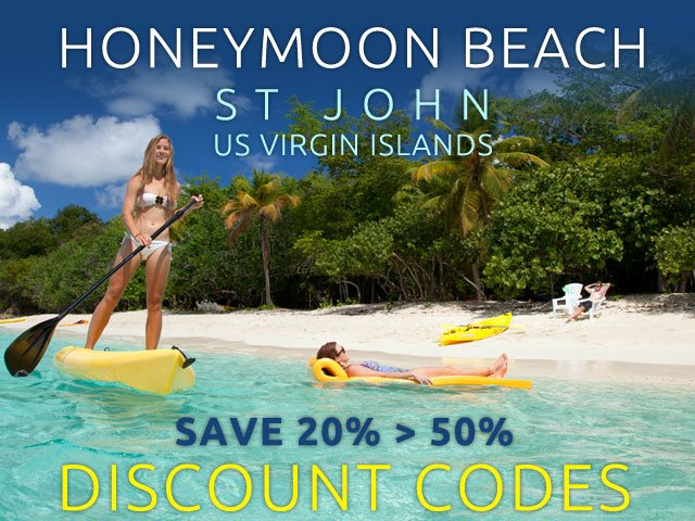Honeymoon Beach All Day Pass Promo 2017