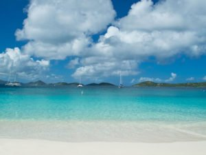 Honeymoon Beach, St John US Virgin Islands