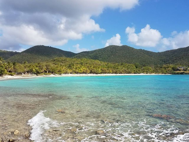 Scott Bay Beach, Caneel Bay Resort, St John Island