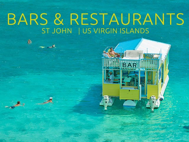 St John bar + Restaurant guide