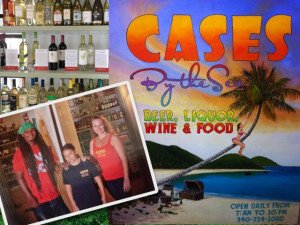 Cases By The Sea, Coral Bay, St John, USVI