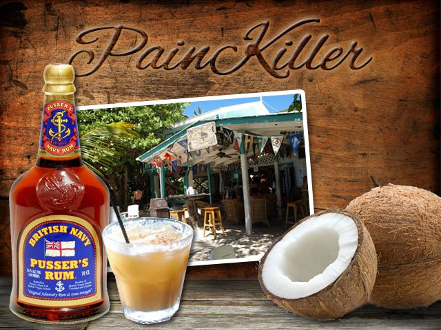 Painkiller Drink Recipe