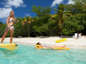 Honeymoon Beach, St. John watersports rental