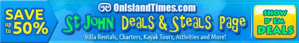 Save on St John travel promotions, deals, discounts, villa rentals and activities