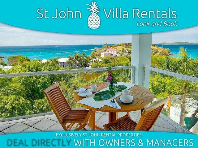 St John Villa Rentals