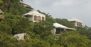 Camping on St John USVI and eco resorts
