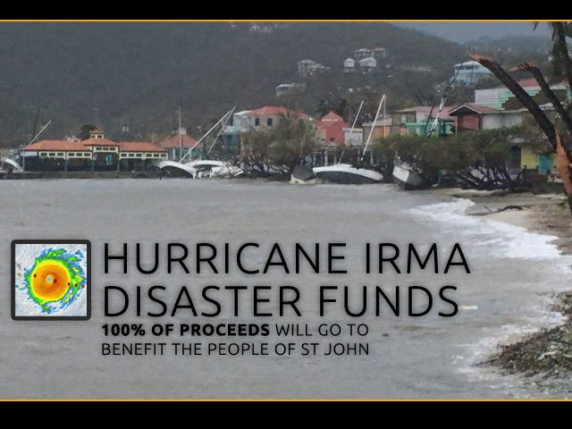 St John Hurricane Irma Disaster Recovery Fund