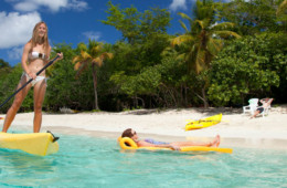 Kayak, Hike & Snorkel Adventures at Honeymoon Bay, St John