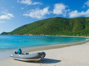 Francis Bay Beach, St John, US Virgin Islands