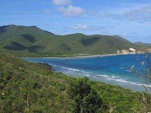 Reef Bay, St John beaches