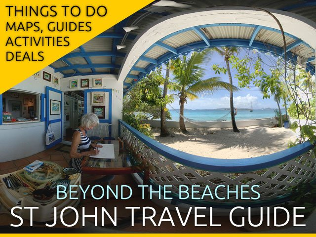St John Travel Guide