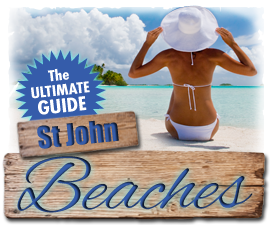 St John Beach Guide