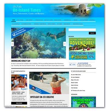 St John On Island Times