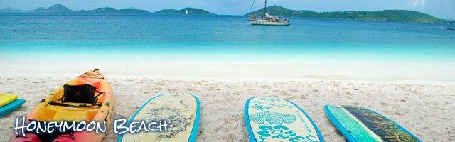 Honeymoon Beach, St John US Virgin Islands top beach