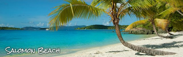 Salomon Solomon Beach St John