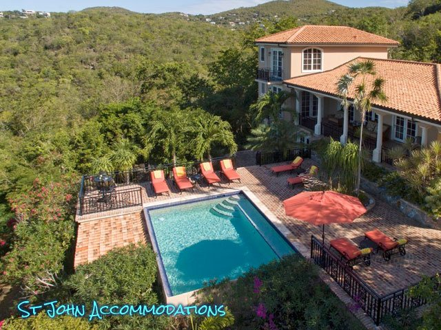 Where To Stay on St John US Virgin Islands guide